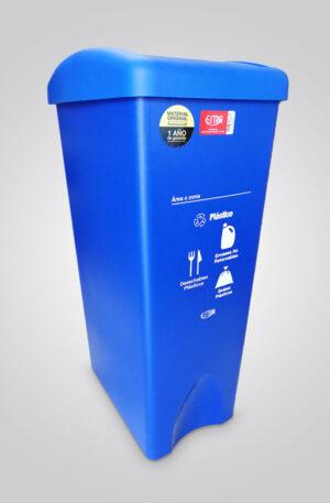 Caneca-Grande-Azul--Plástico-Estra-lacasadelaseo